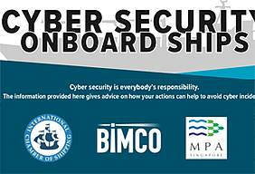Maritime Cyber Security Guidance Cover