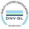 DNV-GL ISO Logo